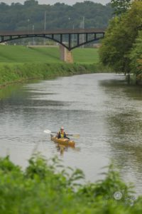 Paddle down the Galena River