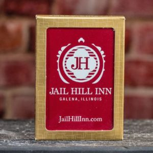 Jail Hill Inn Custom Playing Cards
