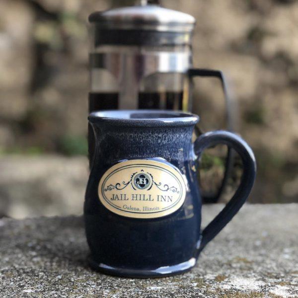 Jail Hill Inn Handmade Coffee Mug 3