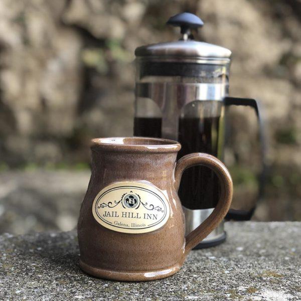 Jail Hill Inn Handmade Coffee Mug 7