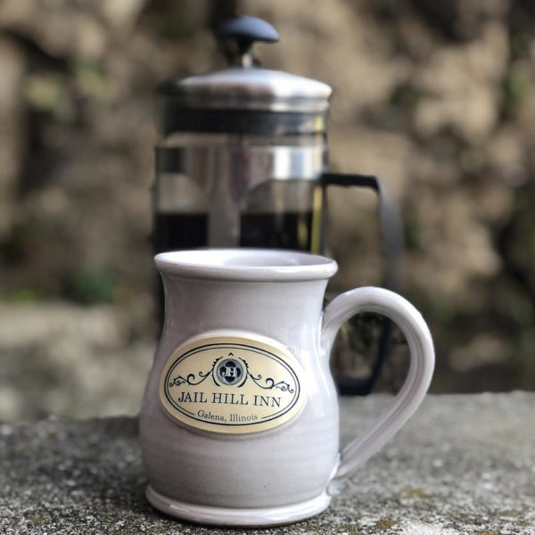 Jail Hill Inn Handmade Coffee Mug 4