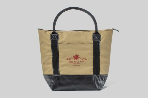 Jail Hill Tote Bag