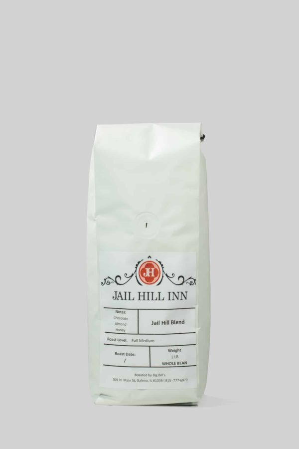 Jail Hill Whole Bean Coffee