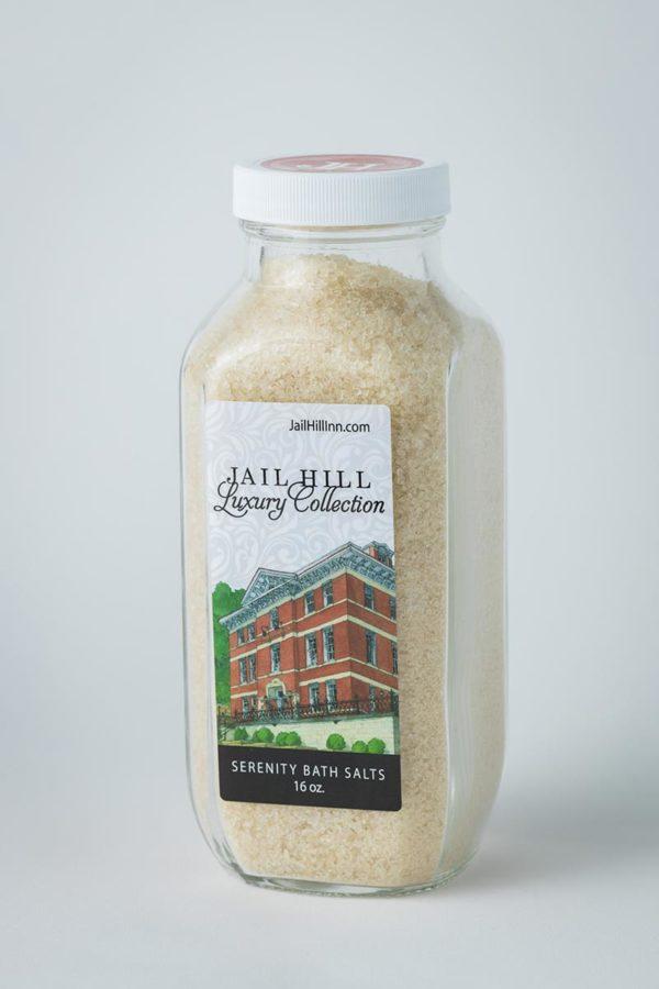 Jail Hill Inn Luxury Collection Bath Salts 1