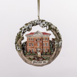2016 - Jail Hill Inn Ornament 2