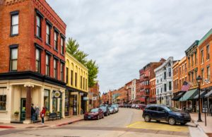 Enjoy the best of downtown Galena