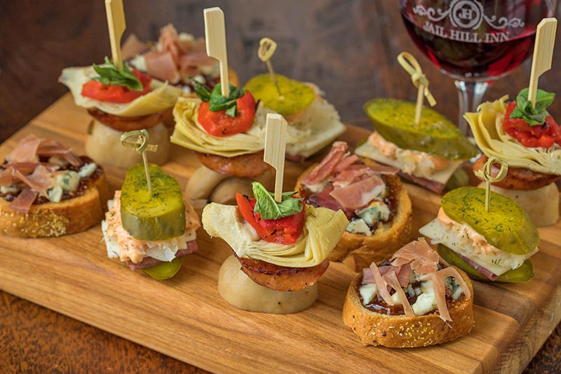 Wine & Cheese Reception 2